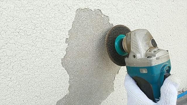 外壁下地処理