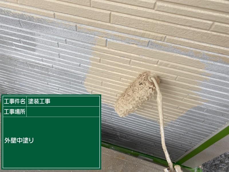 外壁中塗り20045