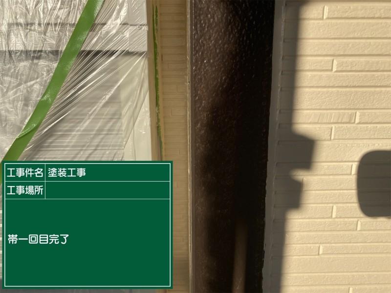 帯コーナー塗り替え①20045