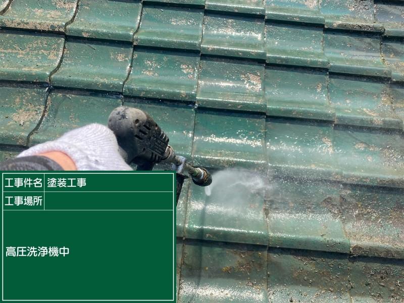 高圧洗浄屋根20048