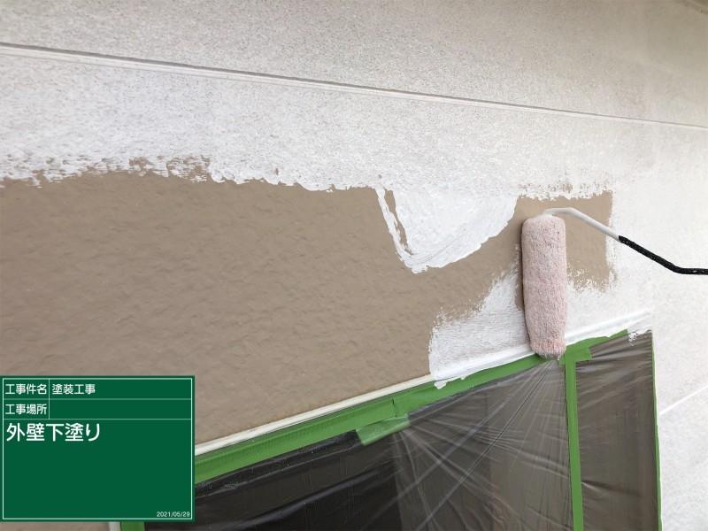 外壁サイディング下塗り20050