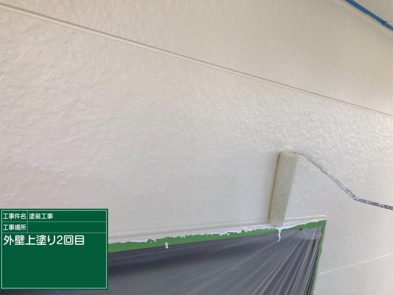 外壁塗装ホワイト20050