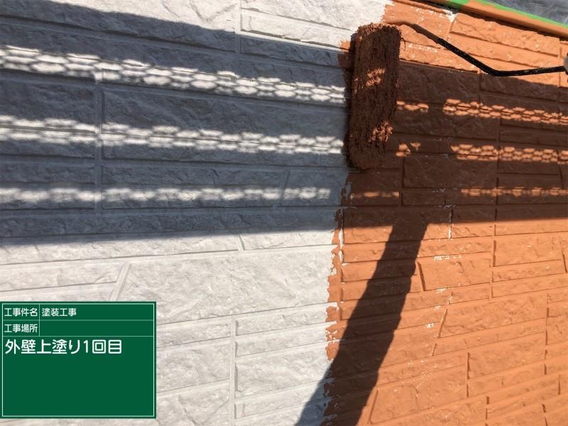 外壁塗装ワームクレイ20050