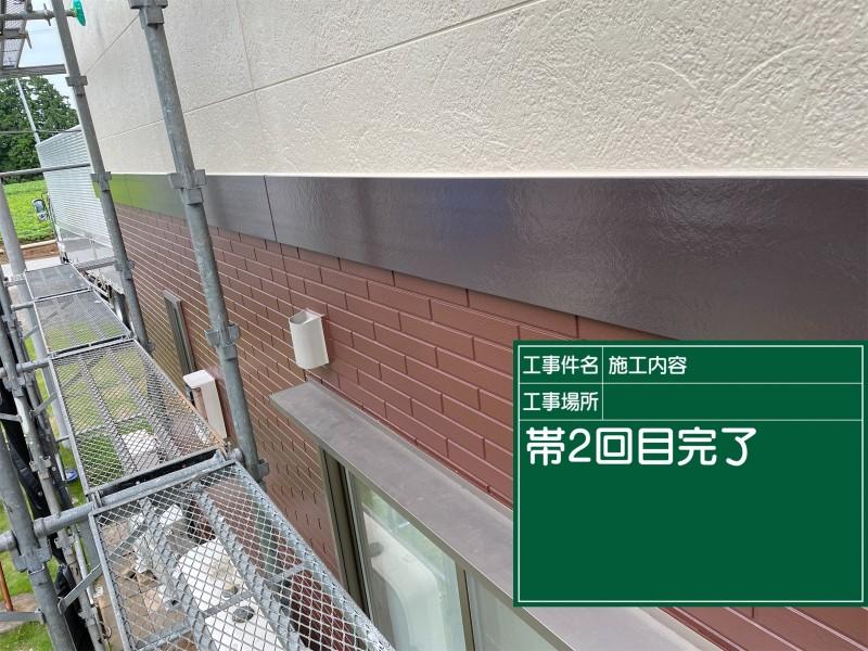 土浦市幕板塗装②完了20054