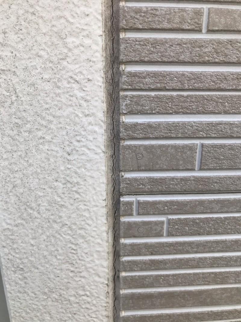 現場調査外壁シーリング20045