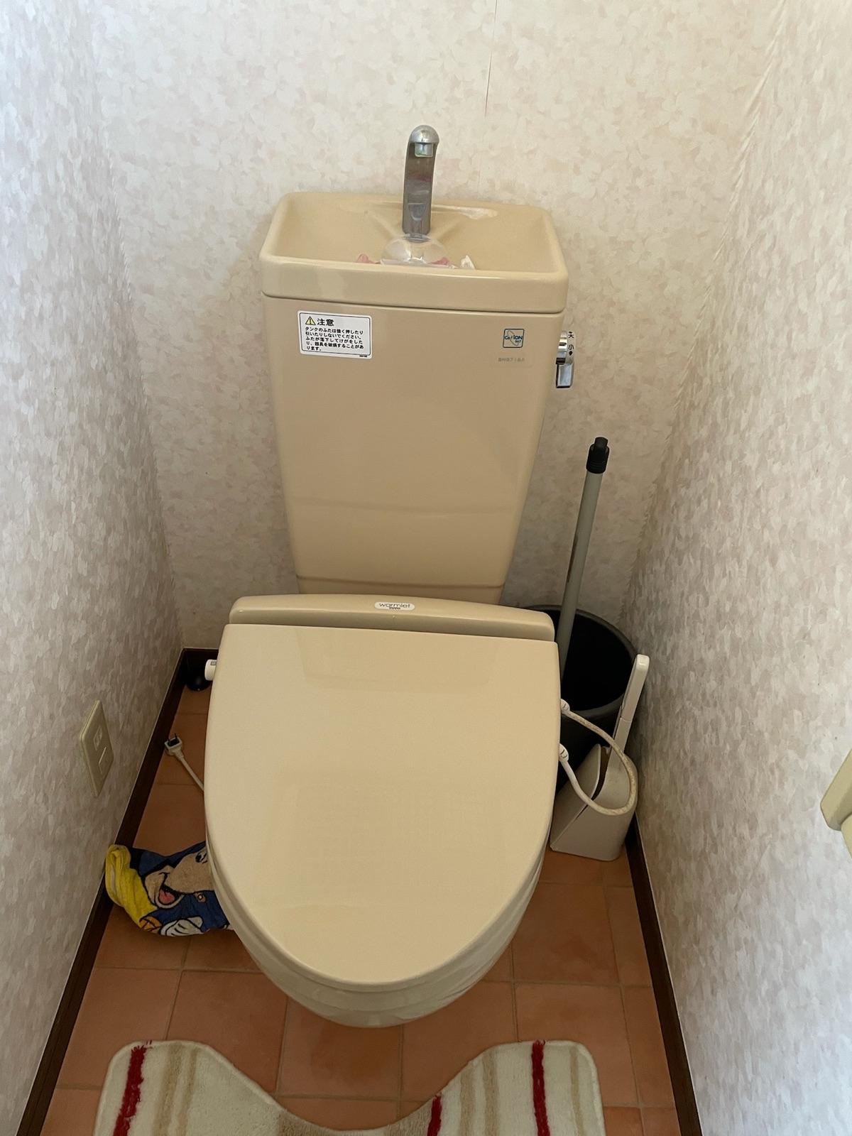 トイレ工事前20044