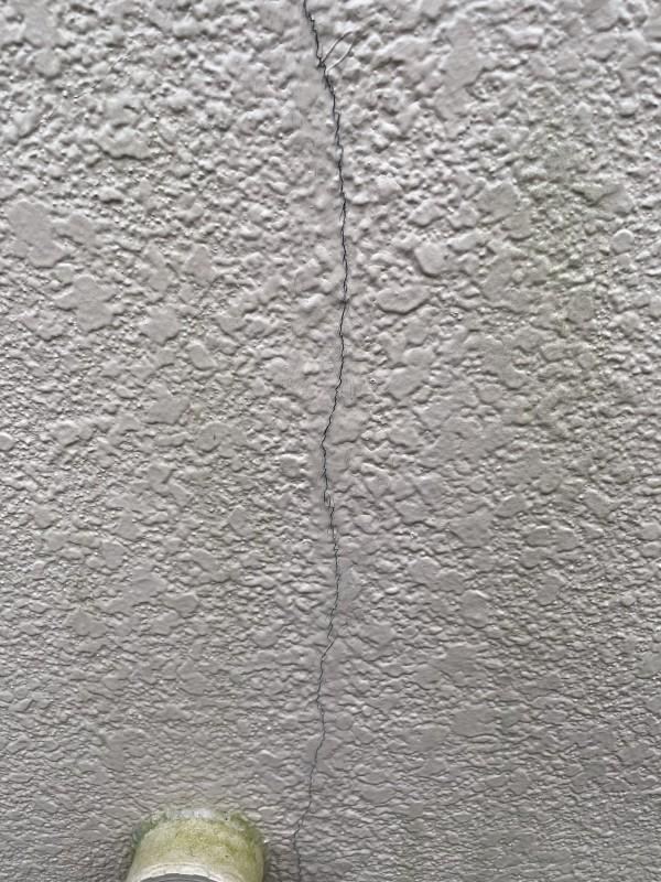 現場調査外壁クラック20047