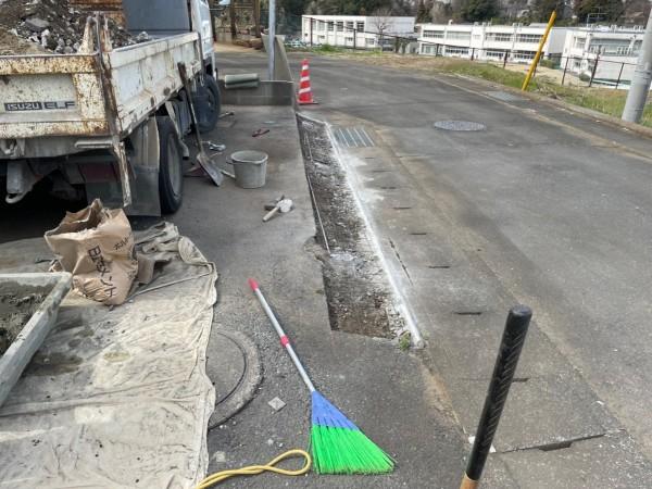 駐車場コンクリート補修工事20046