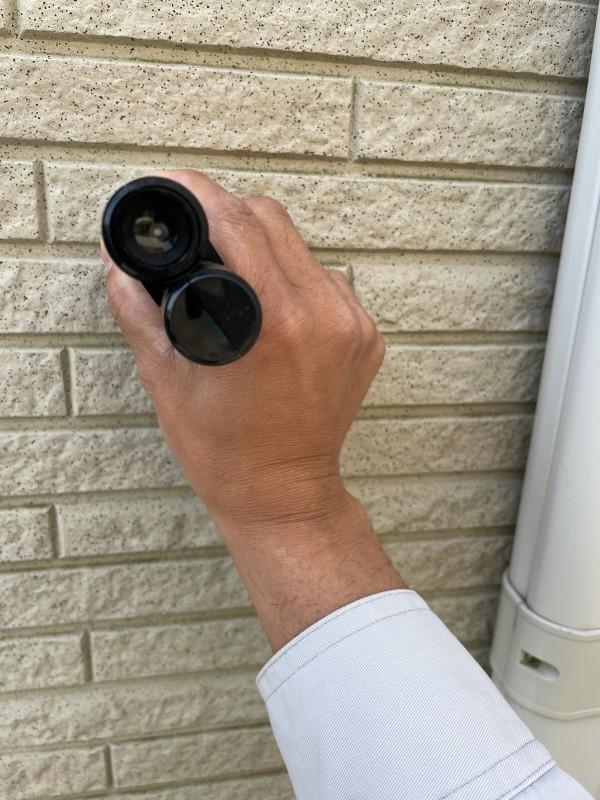 現場調査外壁スコープ20052