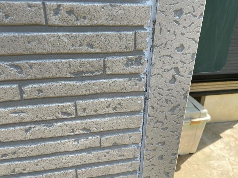 土浦市現場調査外壁20056