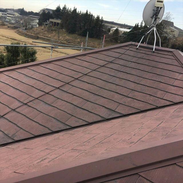 施工前の屋根20190422