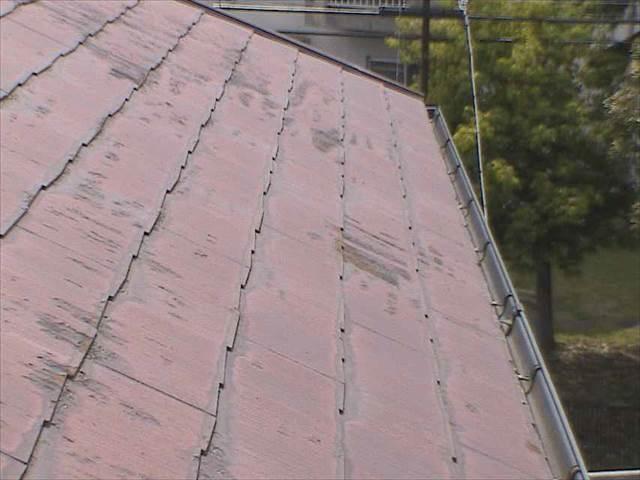 屋根-スレート-劣化・雨染み_M00009