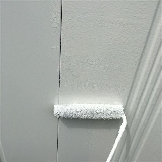 外壁上塗り20190415