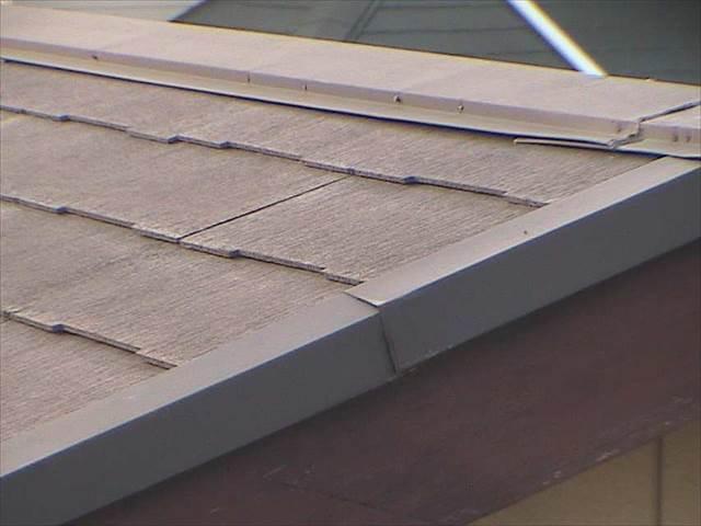 屋根-板金-浮き M00010