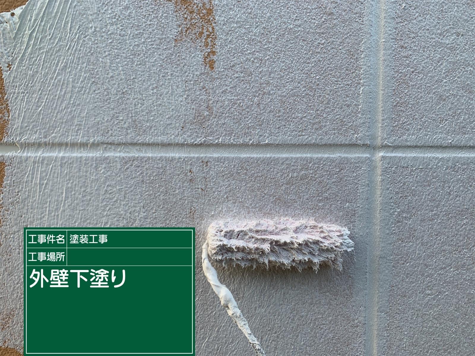 外壁下塗り中(2)300016
