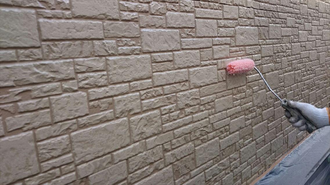 外壁_上塗り20190807