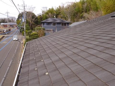 現場調査コロニアル屋根20051